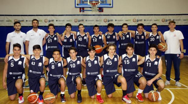 Basket under 16 lite match difficile ad agnani mondo for Giannini arredamenti anagni